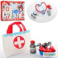 Доктор 661-204 сумка, бейджик, телефон, инструменты 8шт, на бат-ке таб, в кор-ке