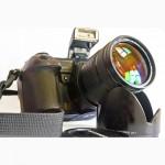 Цифровой зеркальный фотоаппарат «Olympus Е-20». Состояние идеальное, коробочный комплект