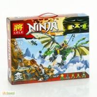 Конструктор Ninjago 79345 597 дет, в кор. 50 38 8см