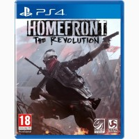 Homefront The Revolution PS4 диск / РУС версия