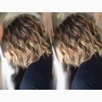 Мелирование, Омбре, Шатуш, Балаяж, Брондирование окрашивание покраска волос. Блонд. Киев