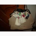 Яркая стильная сумка итальянского бренда Love Moschino, оригинал