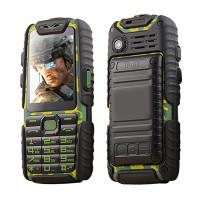 Противоударный Водонепроницаемый телефон Guophone A6. Батарея 9800mah 2-СИМ+ Фонарик