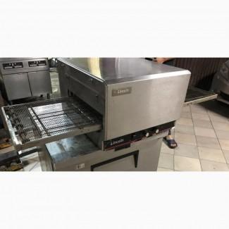 Конвейерная печь для пиццы б/у Lincoln Foodservice 1305 для кафе