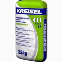 Кreisel 411(25кг) Самовыравнивающаяся смесь (5-35мм)