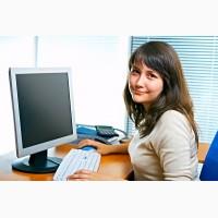 Открыт набор сотрудников для удаленной работы через интернет