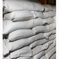 Мука пшеничная высшего сорта в мешках