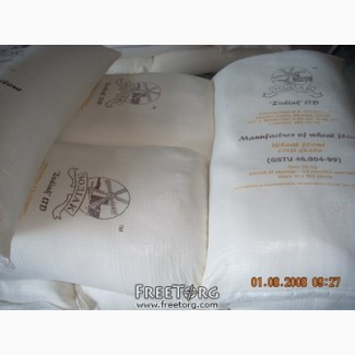 Мука, макароны на экспорт CFR, FOB, FCA