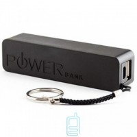 Power Bank 2600 mAh черный