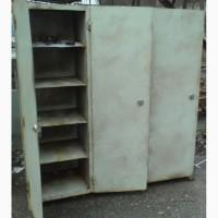 Продам металлический шкаф Габариты ШхВхГ 1600х1750х560