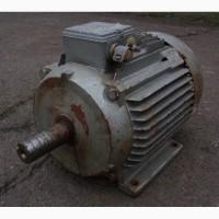 Электродвигатель 5.5 кВт, 950 об/мин (Румыния)