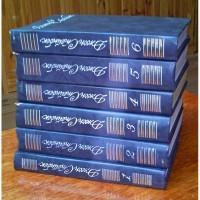 Продам собрание сочинений в 6-ти томах Джона Стейнбека