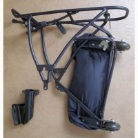 Продам Велобагажник с колесиками Tern Trolley Rack
