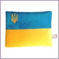 Подушка-грелка Флаг Украины ТМ Зiгрiвайко