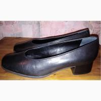 Кожаные туфли Clarks, размер-39, UK6