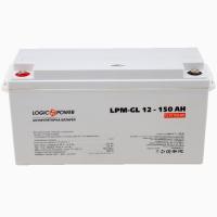 Аккумулятор гелевый 150Ач LogicPower LPM-GL 12-150