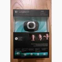Продам вебкамеру logitech c615
