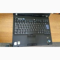 Продам Ноутбук Lenovo (IBM) THINKPAD T60 / INTEL-CORE 2 DUO-T5500-1, 66GHZ