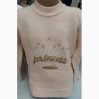 Детский свитер Золотая королева, Турция на возраст 4-8 лет