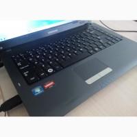 Игровой, компактный ноутбук Samsung R425(с батареей 2 часа)