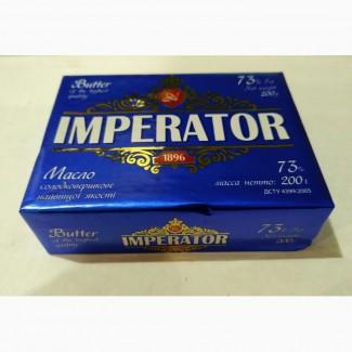 Натуральное масло сливочное ТМ Император 200г высшего качества