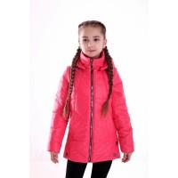 Демисезонная куртка- жилетка для девочек, размеры 38-46, семь цветов