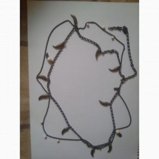 Ожерелье в этно стиле