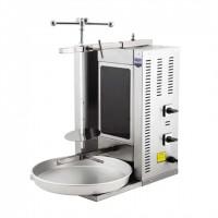 Электрический аппарат для шаурмы Remta SD15 со стеклокерамикой и приводом