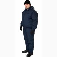 Костюм утепленный, куртка Пилот, полукомбинезон, тк.осло
