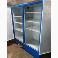 Холодильный шкаф Cold б/у глухой, двух дверный холодильник б/у