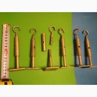 Крепление для верёвок для сушки белья на балкон (в ванную)