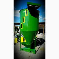 Змішувач сипучих кормів та зерна 500кг, M-ROL, Польського виробництва