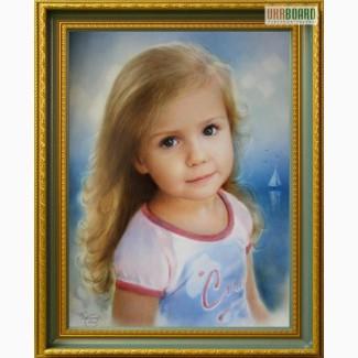 Художественный портрет как подарок