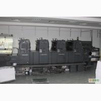 HEIDELBERG MOV-P, 4 кр., ниткошвейная машина, листоподборка