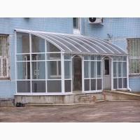Алюминиевые конструкции киев, алюминиевые окна киев, алюминиевые