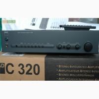 Усилитель NAD C320 Stereo Integrated Amplifier