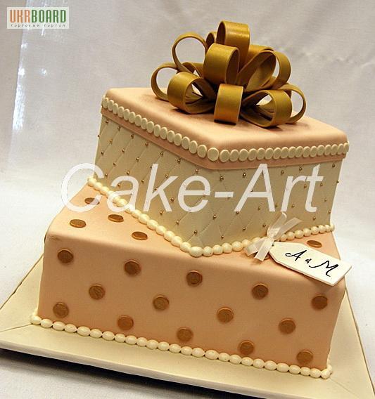 Торт ореховый с арахисом фото 2