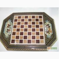 Иранские шахматы ручной работы
