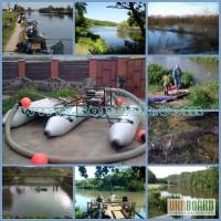 Ручной земснаряд для всех видов гидроработ без спуска воды