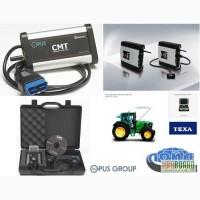 Диагностика для грузовых автомобилей Opus, TEXA
