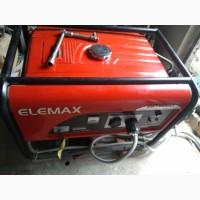 Электростанции, генераторы Honda Elemax (Япония)