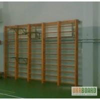 Шведская стенка, гимнастическое оборудование и снаряжение для школ