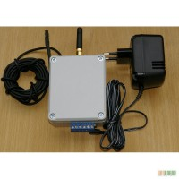 Котел отопления - GSM модуль для управления и контроля температуры