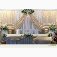 Чехлы киев, свадебное оформление киев, венчальная арка прокат киев