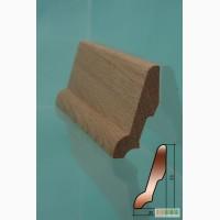 Плинтус массивный дуб, дубовый плинтус 50мм, 65мм, 70мм, 75мм, 85мм, 90мм