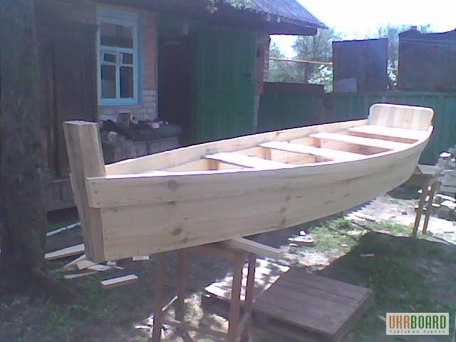 Как сделать лодку плоскодонку из досок своими руками видео