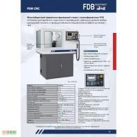 Фрезерный станок с ЧПУ P2M CNC