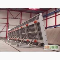 Оборудование для производства стеновых панелей
