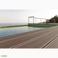 Террасы для бассейнов из композитного дерева