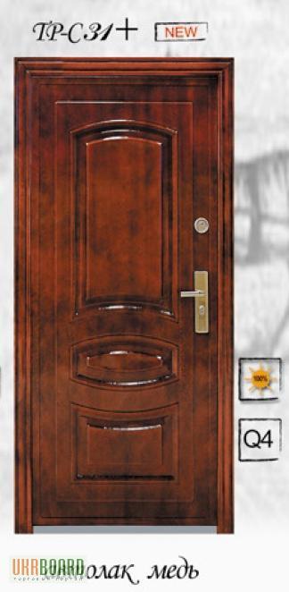 Фото 2. Китайские входные двери во Львове